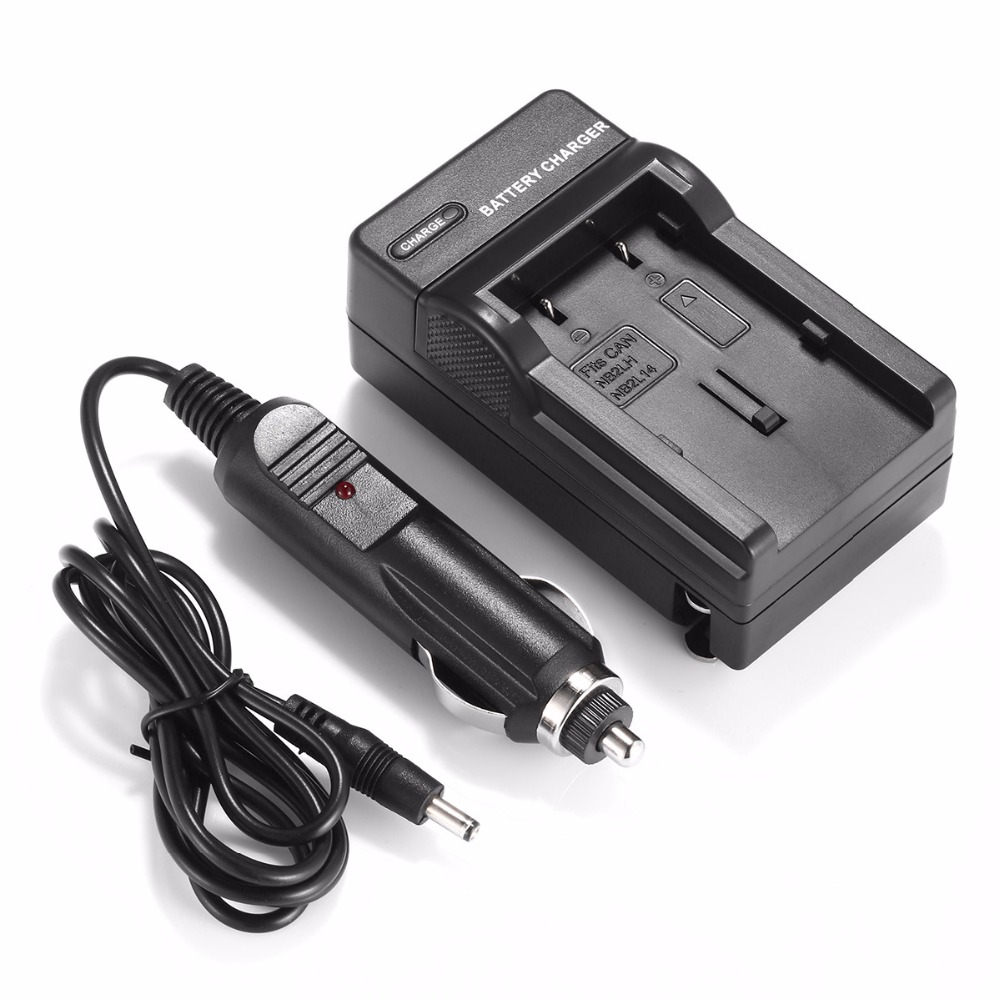 US $8 99 |Powerextra NB 2LH NB 2L Replacement Battery Charger For Canon EOS  350D 400D Digital Rebel XT XTi S80 G9 Camera Charger-in Camera Charger