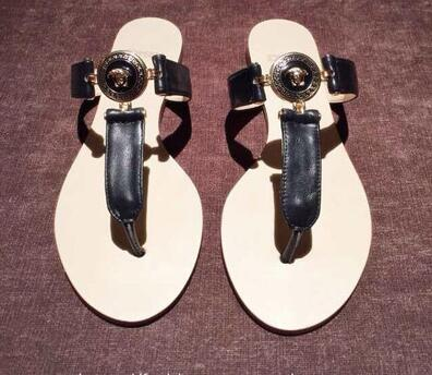 ФОТО New design woman  slippers suit to outside beautiful shoes flat summer slippers can match all clothes worthy shoes