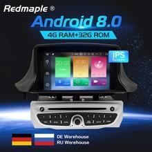 Ips экран Android 8,0 dvd-плеер автомобиля gps навигация Мультимедиа Стерео для Renault Megane 3 Fluence 2009-2015 Авто Радио Аудио