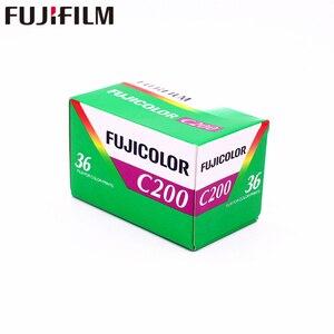 Image 2 - 1 Roll  Fujifilm Fujicolor C200 Color 35mm Film 36 Exposure for 135 Format Holga 135 BC Lomo