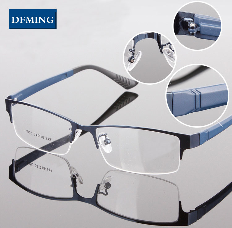 b1e38371616a DFMING spectacle frame Women Men myopia glasses optical frames glasses  eyewear brand designer eyeglasses frame men women tr90-in Eyewear Frames  from Apparel ...