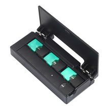 Universal Compatible for JUUL Electronic Cigarette Charger for JUUL Mobile Charging Box 1200mAh Holder Box