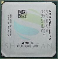 AMD Phenom II X4 955 95W Quad Core DeskTop CPU HDX955WFK4DGM Socket AM3 938pin