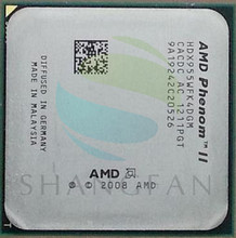 AMD Phenom II X4 955 95 Watt Quad-Core-DeskTop CPU HDX955WFK4DGM Sockel AM3 938pin