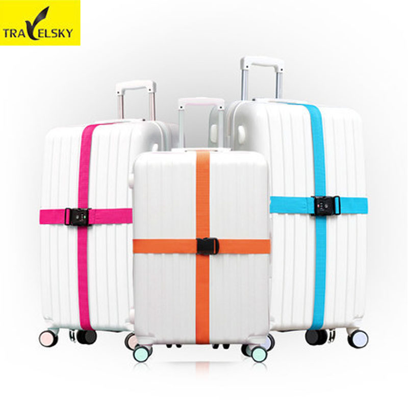 nylon buckle luggage belt 18