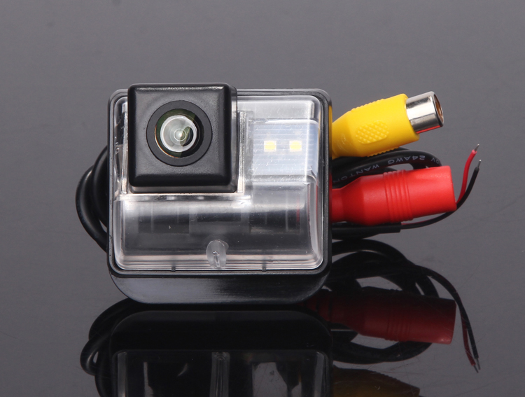 CCD Car Rear Camera For Mazda CX5 CX7 Mazda M6 old Auto Review Reverse Camera Parking assist camera Free shipping image