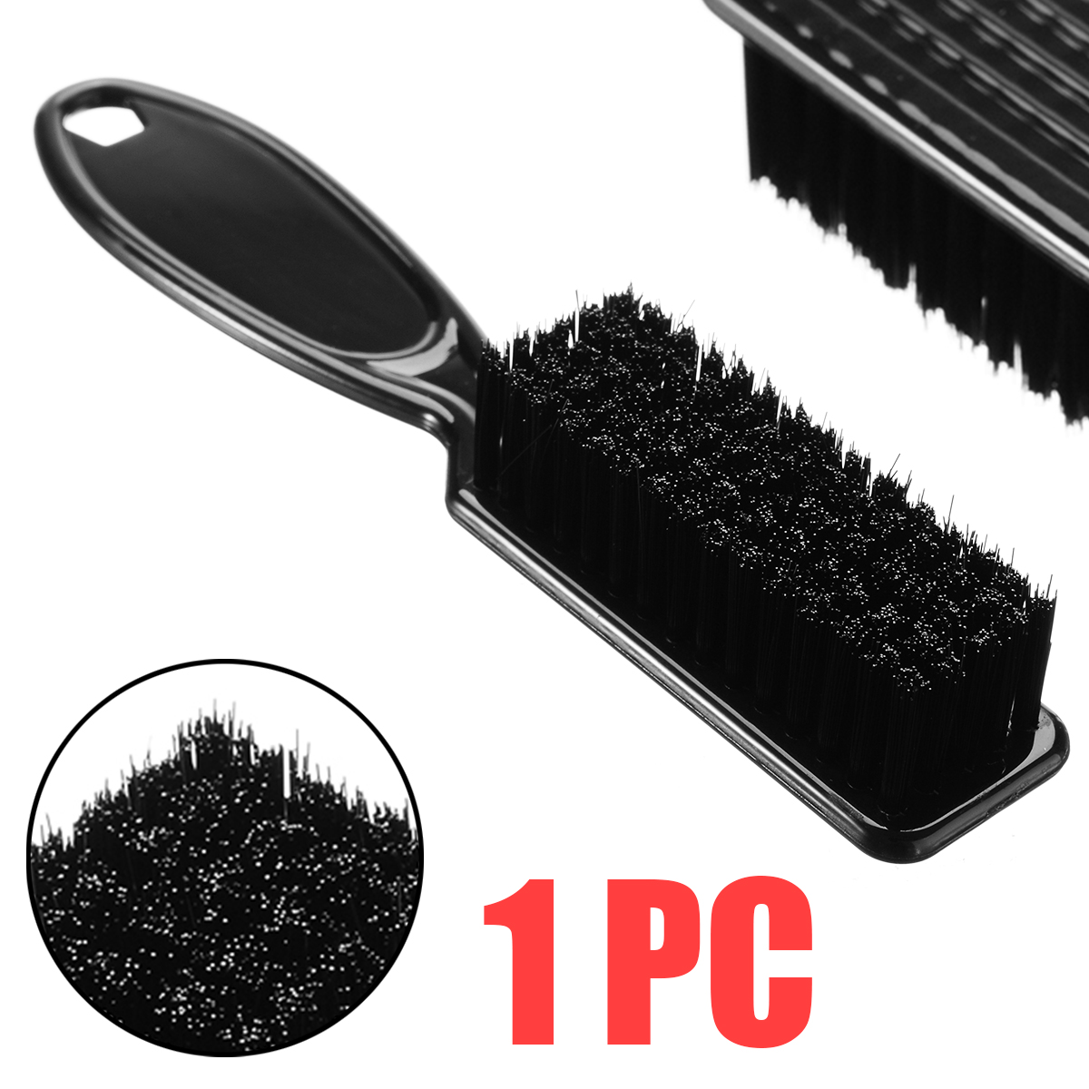 Professional Handy Tools Men Women Comb Scissors Cleaning Brush Salon Hair Sweep Barber Tool Hair Styling Accessories