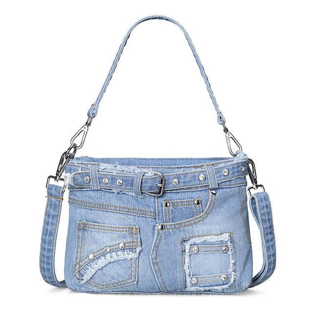 Denim Jeans Totes Bag