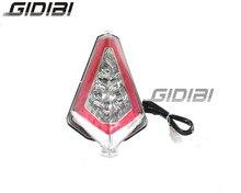 Motocykl LED tylne światło hamowania lampa tylna dla Yamaha T MAX 530 TMAX 530 2012 2015 13 14 biały