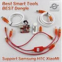 BST dongle pour HTC SAMSUNG xiaomi déverrouiller l'écran S6 S3 S5 9300 9500 serrure réparation IMEI date d'enregistrement Meilleur outil Intelligent adaptateurs dongle