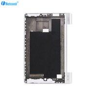 Netcosy Sliver For Lenovo B6000 LCD Front Frame Middle Bezel LCD Housing Case For Lenovo Yoga