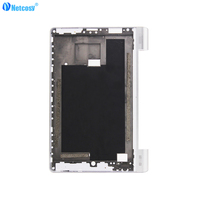 Netcosy Sliver For Lenovo B6000 LCD Front Frame Middle Bezel LCD Housing Case For Lenovo Yoga