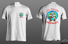 2019 Fashion Double Side Los Pollos Hermanos Unisex T-Shirt Funny Breaking Bad Better Call Saul Shirt F&B Tee