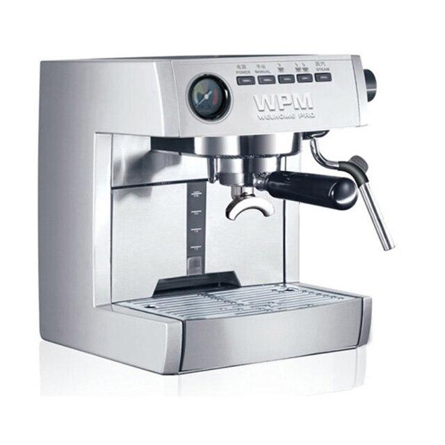 Machine à café expresso 220V WELHOME KD-135B machine à café semi-automatique semi-automatique