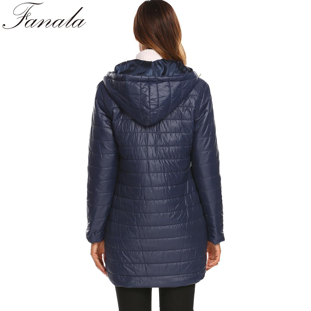 Manches Poche Up Bas Blue Long Capuche Longue Zipper Black grey Veste À dark Femmes Avant Vers Le Avec Solides IFIRx64