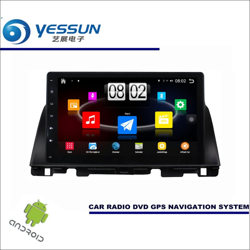 YESSUN Car Android Player Multimedia For Kia K5 Optima / Optima 2010~2016 Radio Stereo GPS Nav Navi ( no CD DVD ) 10 HD Screen