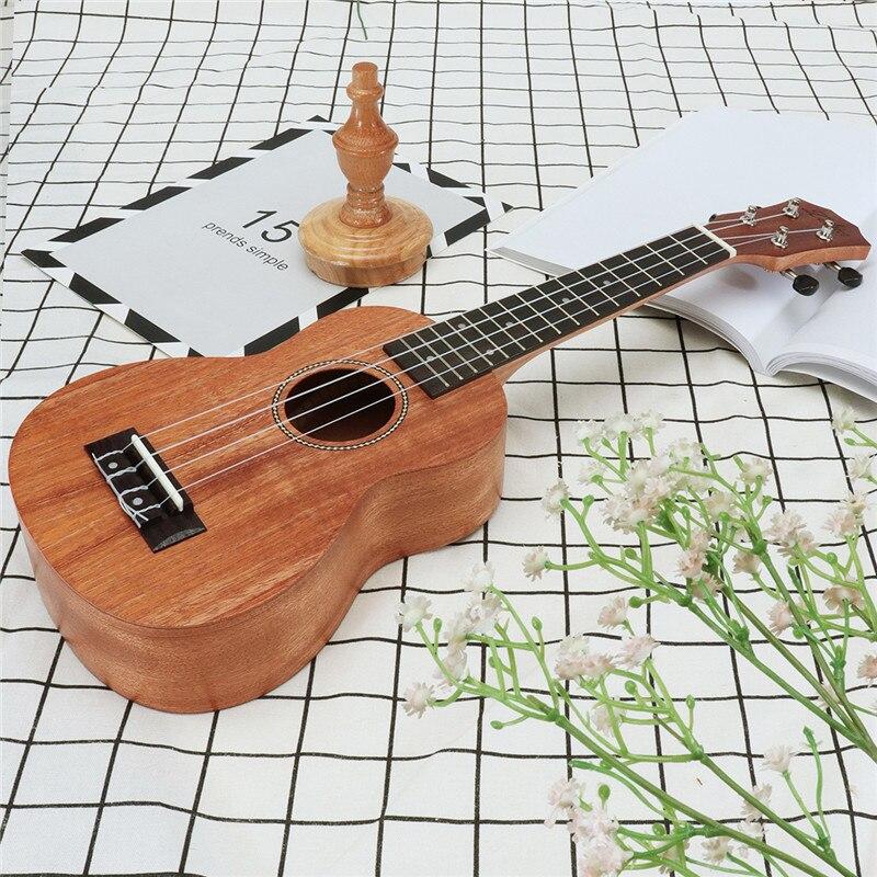 zebra 21 39 39 15 frets mahogany soprano ukulele uke 4 strings electric bass guitar guitarra for. Black Bedroom Furniture Sets. Home Design Ideas