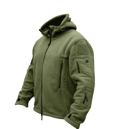 Man Fleece Jacket