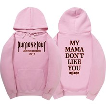 New design purpose tour Justin Bieber hoodies men Women Sweatshirt Kanye West Hip Hop Streetwear Hoody hoodie polerones hombre