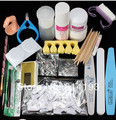 New Acrylic UV Liquid Powder Buffer File Pen Tools Decorations Nail Art Tips Tool Set Kit For Nail Beauty