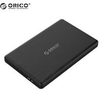 ORICO 2578U3 2 5 Inch HDD Case USB3 0 Micro B External Hard Drive Disk Enclosure