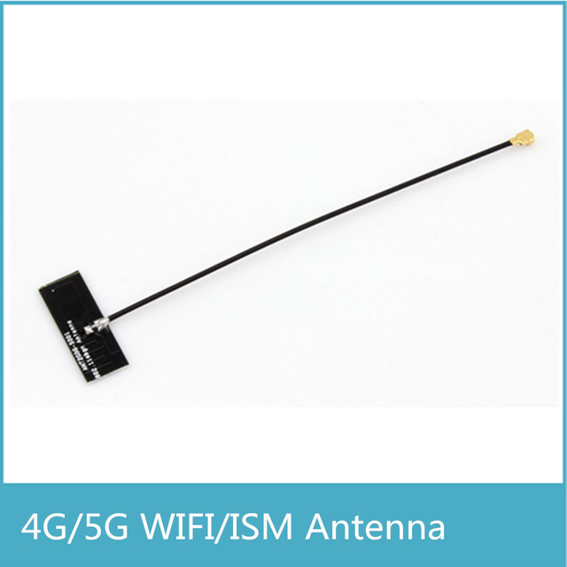 US $0 84 15% OFF High Efficiency 2 4G/5G Dual Frequency WiFi Antenna ISM  PCB Antenna-in Sensors from Electronic Components & Supplies on