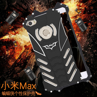R Just Thor Metal Case For Xiaomi Mi Max Luxury Heavy Duty Armor Aluminum Protive Shell