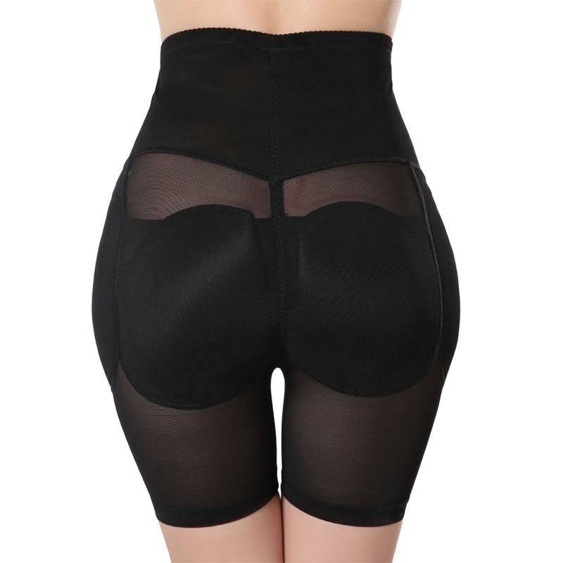 Sexy Butt Lifter Women Slimming Shapewear Tummy Control Panties High Waist Trainer Body Shaper Boyshort Tight Power Short