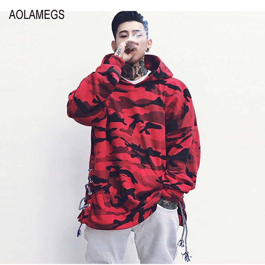 Mens Red Hoodie Promotion-Shop for Promotional Mens Red Hoodie on ...