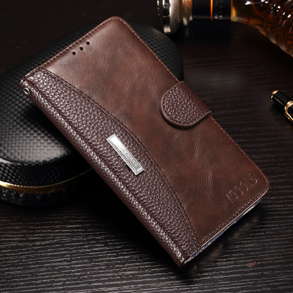 for Meizu U20 Case Luxury PU Leather 5 5 Inch Magnetic Dirt Resistant Wallet Cover Phone