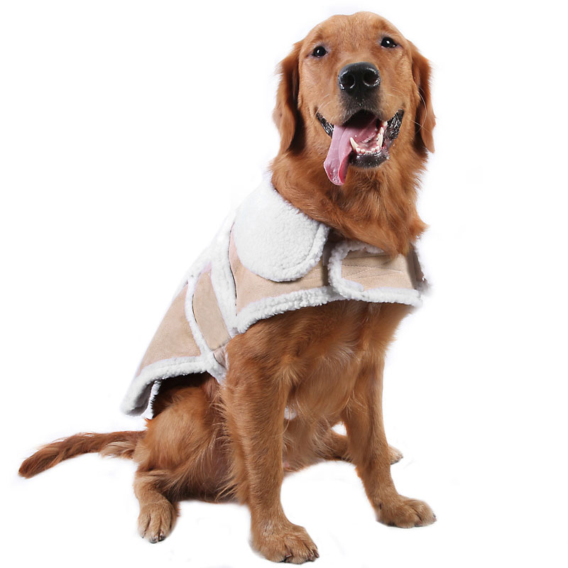 Invierno Cálido Capa de Perro Ropa para perros chihuahua chaqueta ...