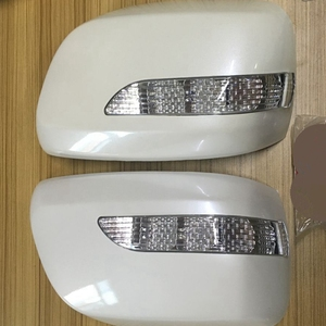 2PCS Car Review Mirror Cover W