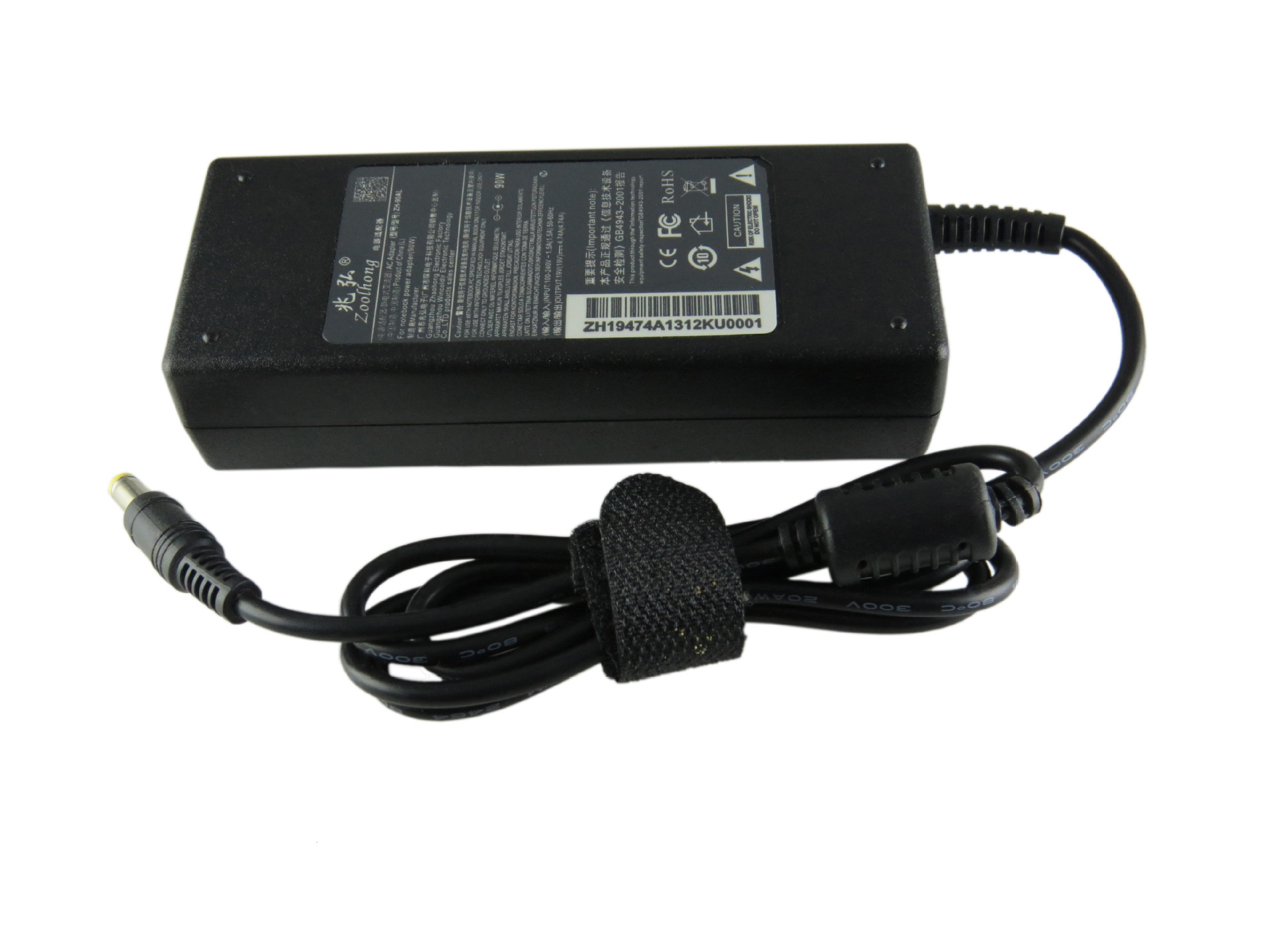 19V 4.74A 90W cargador de adaptador de corriente alterna para laptop Aspire 4710G 4720G 4730 492Ac 3020 5020 8200 4910 5551 5552 5.5Mm * 1.7Mm