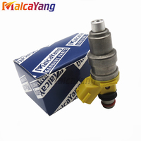 100 Working Flow Test Fuel Injectors For Nissan 63562 650CC 1001 87094 For RB25D RB30E Fuel