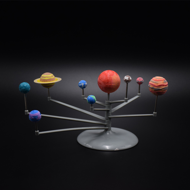 solar system model - 800×800