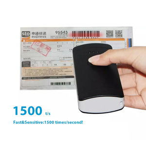 Image 5 - Xeumior Draagbare Pocket Draadloze 2D Scanner QR Code Reader Bluetooth 2D Barcode Scanner Voor Android IOS Scanner Barcod Handheld