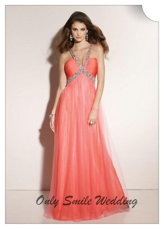 0a102cce7 vestidos para embarazadas color coral