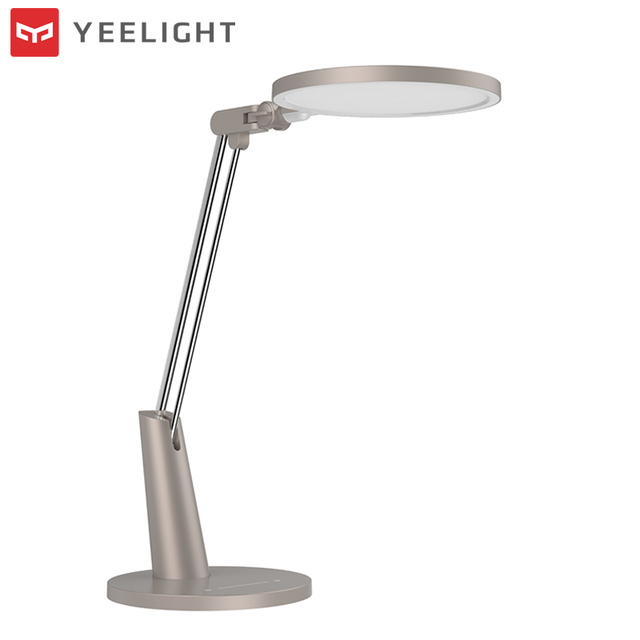 XIAOMI YEELIGHT 15W LED Eye Protection Table Lamp APP Control Smart Dimming Reading Light Desk Lamps For Study Bed Room Drawing