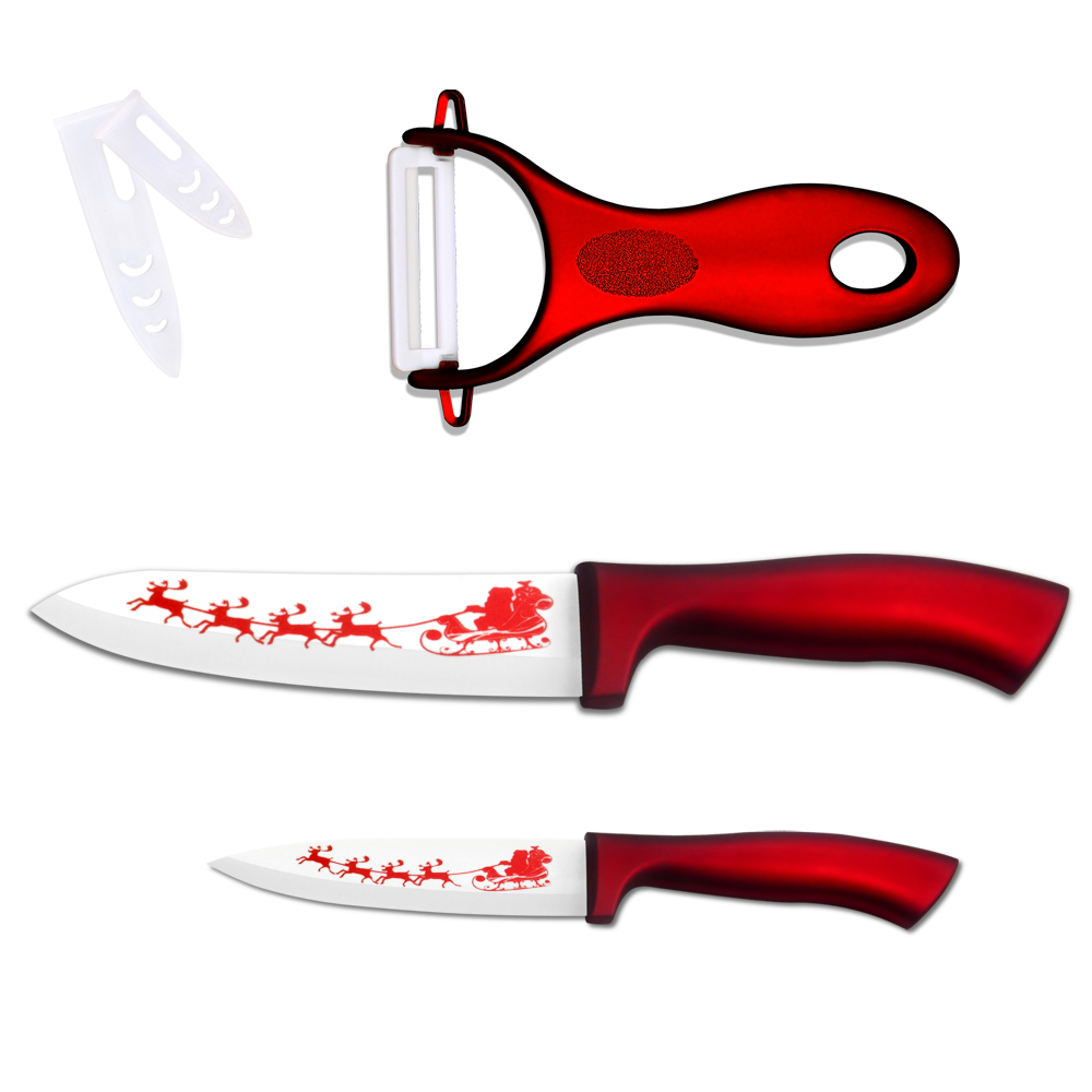 XYj Brand Ceramic Knife Set Good Grade Kitchen Knife 6 Inch Chef 4 Inch  Utility CookingPopular Chef Christmas Gifts Buy Cheap Chef Christmas Gifts lots  . Good Christmas Gifts For The Kitchen. Home Design Ideas