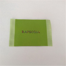 Factory Price High Density Garment Main Label No MOQ