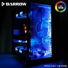 بارو LLO11Q SDBV1 ، لوحات الممرات المائية الأمامية لحقيبة ليان لي PC O11 الديناميكية ، لبناء وحدة المعالجة المركزية إنتل كتلة المياه ومبنى وحدة معالجة الرسومات واحدة