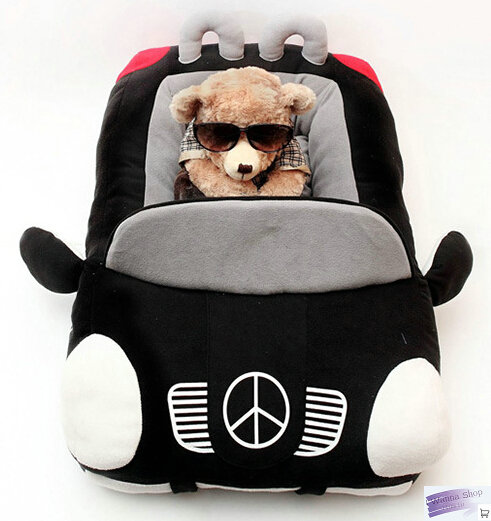 Convertible Sports Car Pet Bed Sofa Products For Dogs Car