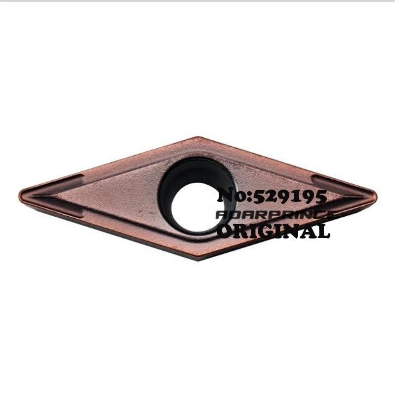 VCMT160404 VP15TF VCMT160408 VP15TF carbide insert for turning tool holder CNC machine boring bar