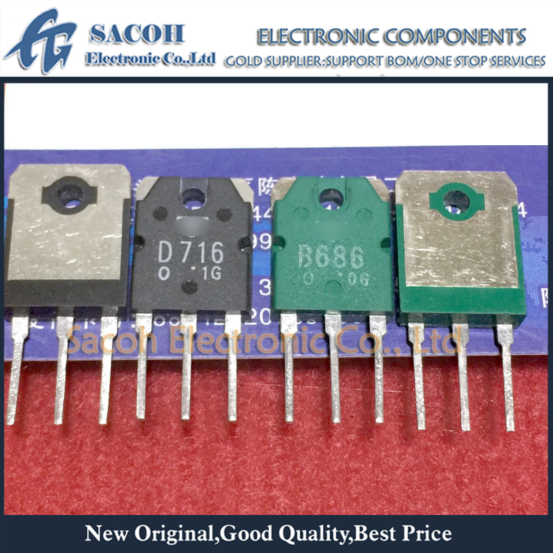 2sd716 TRANSISTOR TO-3P 2sd716 D716