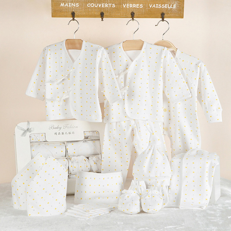 3db64df98bfb Aliexpress.com : Buy Emotion Moms 15PCS/set 100% Organic Cotton newborn baby  supplies Newborn Baby Gift Baby Clothes Set Clothes Baby infants suit from  ...