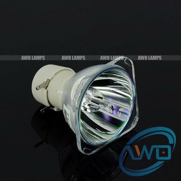ФОТО Free shipping !100% New Compatible bare bulb 5J.JA105.001 Lamp for BenQ MS511H / MS521 / MW523 / MX522 / TW523 Projectors