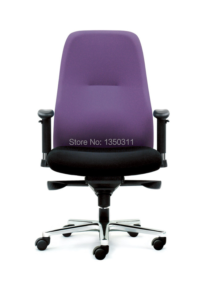 Manager office public chair. Elevating leans back rotation function,
