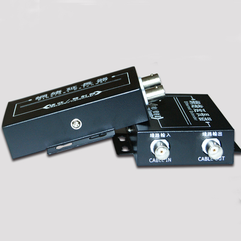 CCTV system IP HD Network Coaxial Cable Transmission System Extender Cable Signal Amplifier Ethernet 2000m Transmission Device