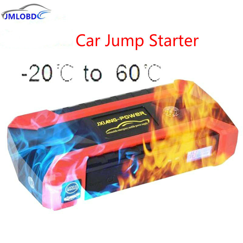 Car Jump Starter 69900mAh Portable Power Bank 12V Charger for Car Battery Petrol 6.0L Diesel 4.0L Starting Device Booster Buster 2017 multi function starting device 12v car jump starter portable power bank charger car battery booster buster petrol diesel