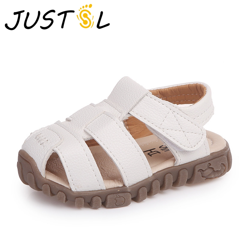New summer new childrens non-slip sandals kids breathable casual shoes baby boys girls comfortable sandals size 21-36